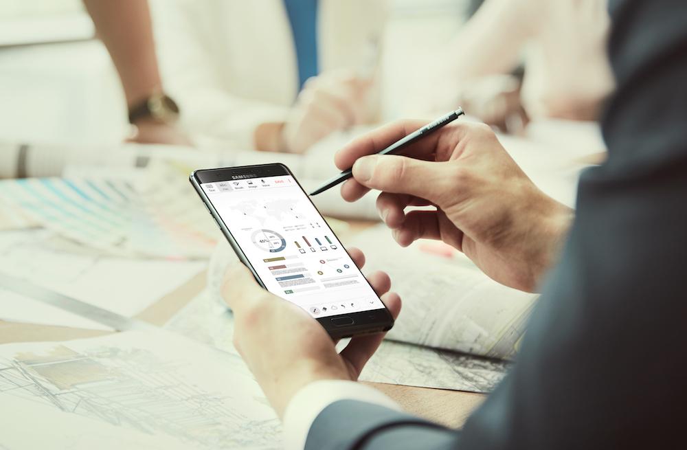 Estos son los primeros rumores fiables del Samsung Note 8