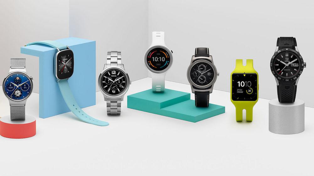 Google lanzará dos nuevos smartwatches a principios del 2017