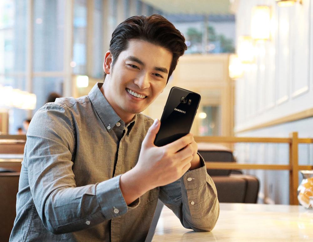 Samsung Galaxy S7 edge Black Pearl anunciado oficialmente como nuevo color