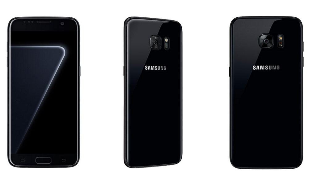 """Samsung Galaxy S7 edge """"Pearl Black"""" será lanzado el 9 de diciembre en Corea"""