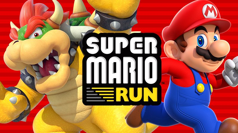 Super Mario Run ya tiene fecha de llegada a Android