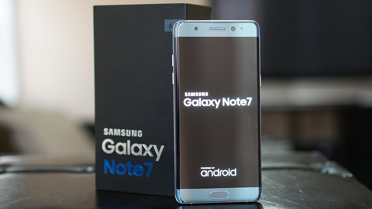 Finalmente, el Galaxy Note reciclado sería oficialmente el Samsung Galaxy Note FE