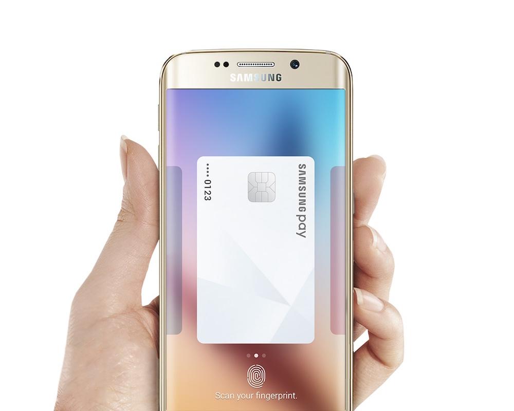 Samsung sorprende de nuevo: Bixby y Samsung Pay Mini confirmados