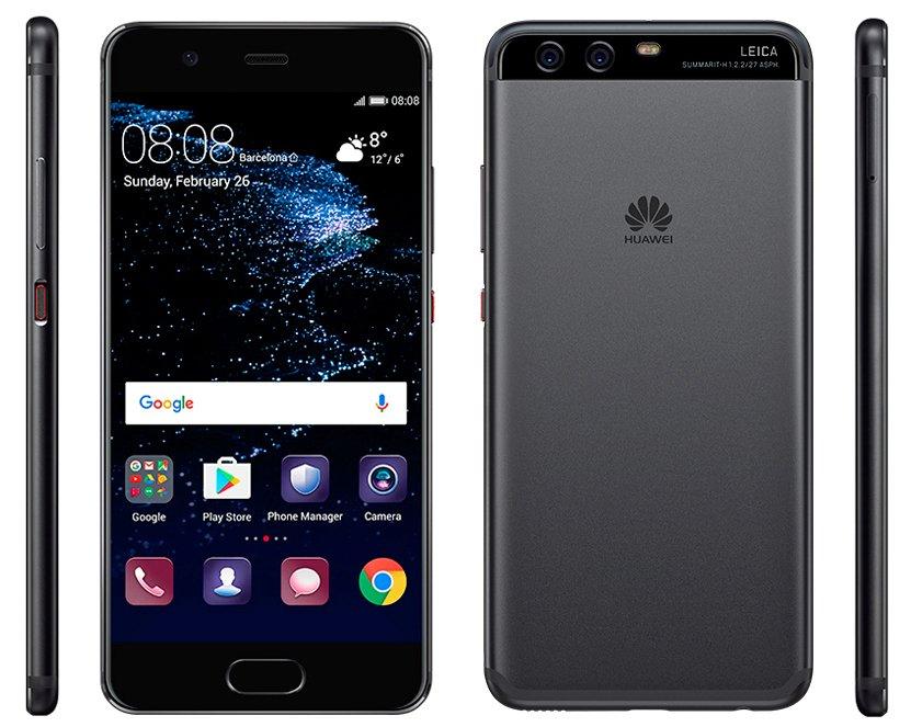 Huawei P10 se filtra en foto de prensa antes de MWC