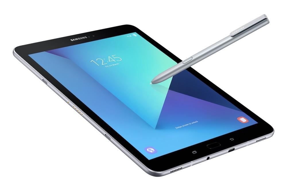 Samsung Galaxy Tab S3 tendrá su preventa el 17 de marzo