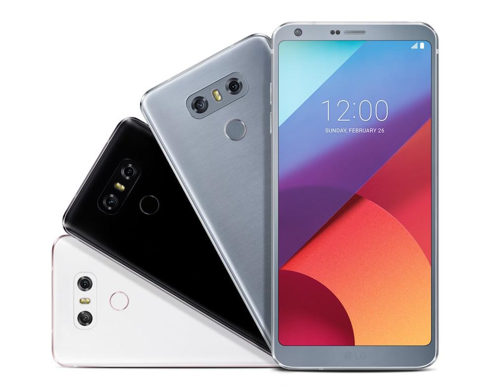 Variante mini del LG G6 se llamará LG Q6 y se presentará en Polonia