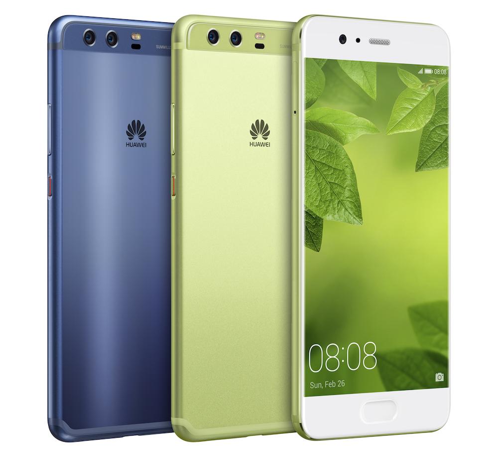 Huawei P10 y Huawei P10 Plus anunciados oficialmente en MWC