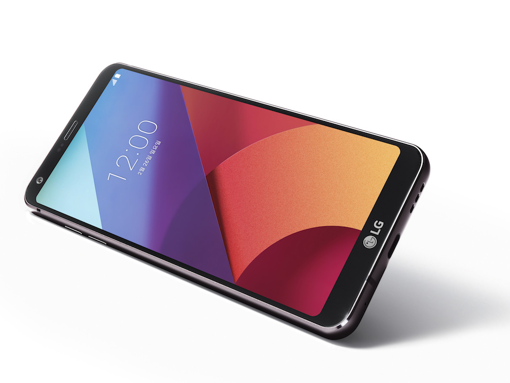LG G6 tendrá su preventa en Estados Unidos a partir de hoy