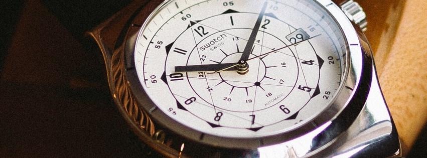 Swatch diseñará su propio sistema operativo para smartwatches