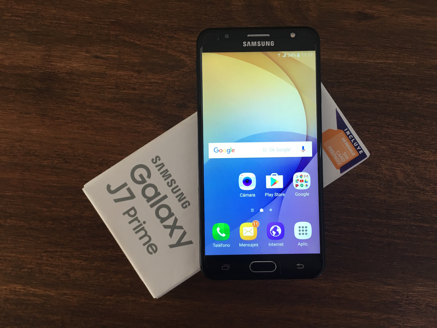 review samsung galaxy j7 prime