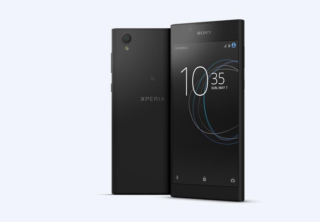 Sony anuncia nuevo smartphone de media gama: el Sony Xperia L1