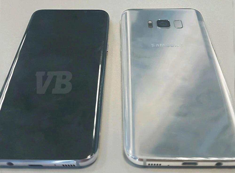 El Samsung Galaxy S8 utilizará reconocimiento facial para autenticar compras online