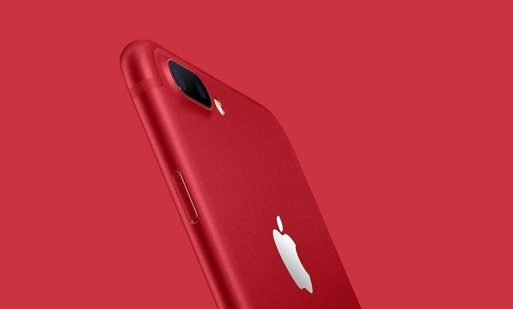 ¿Podremos ver un iPhone X rojo en su anuncio oficial?