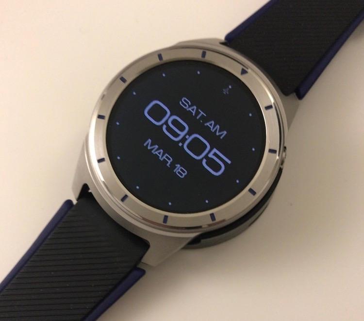 ZTE Quartz, nuevo smartwatch filtrado de ZTE