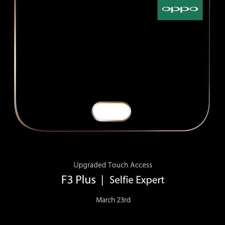 OPPO adelanta características de su próximo lanzamiento: el OPPO F3 Plus