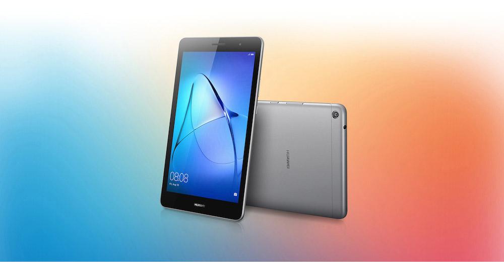 Otro anuncio silencioso de Huawei: MediaPad T3 y MediaPad T3 7