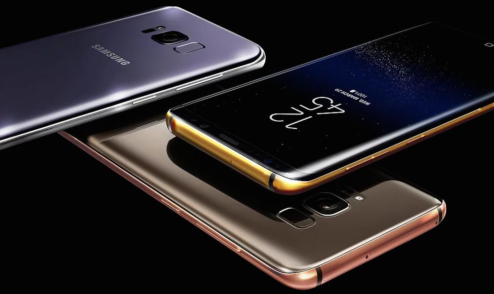 Samsung estaría trabajando en la pronta actualización a Android Oreo de su Galaxy S8 y S8+