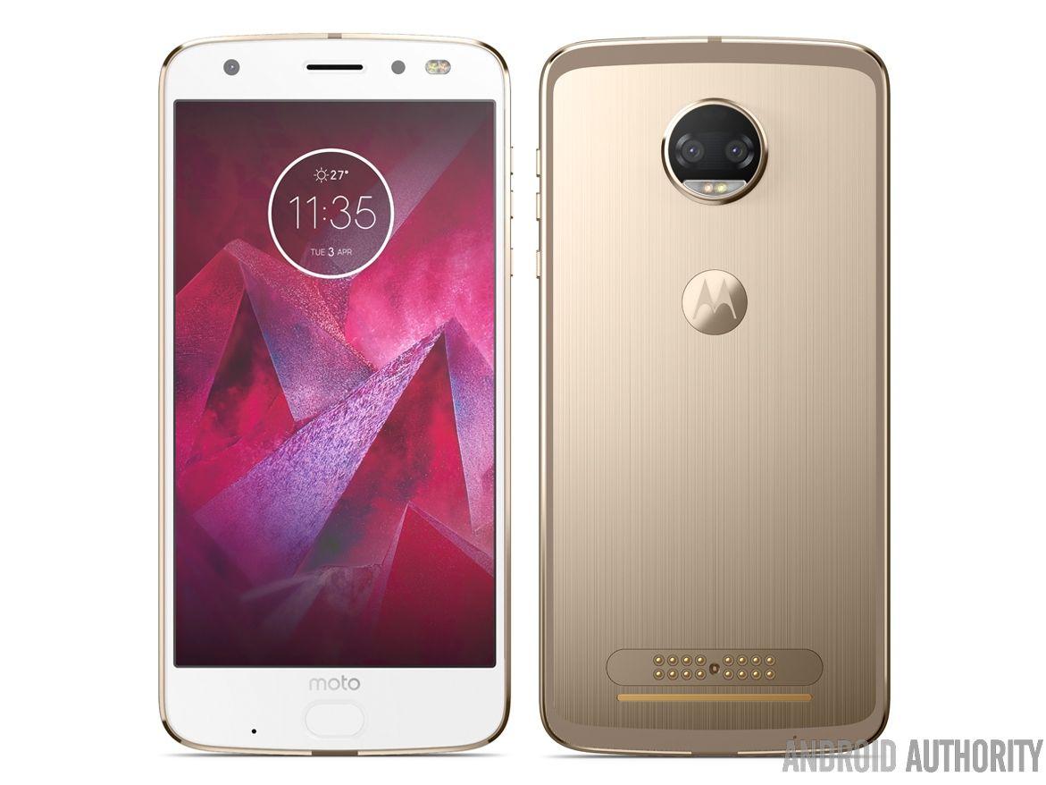 Motorola Moto Z2 Force: nuevo render, posibilidad de SD 835 y tecnología ShatterShield