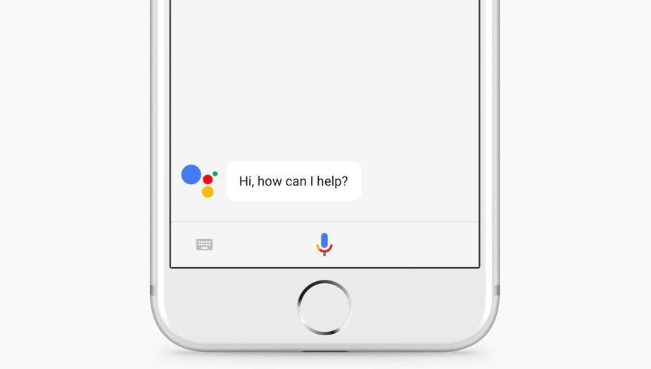 Google Assistant ya está disponible para iOS
