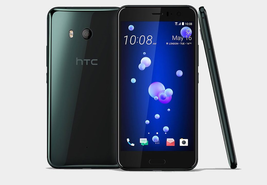 HTC U11 anunciado oficialmente con Edge Sense