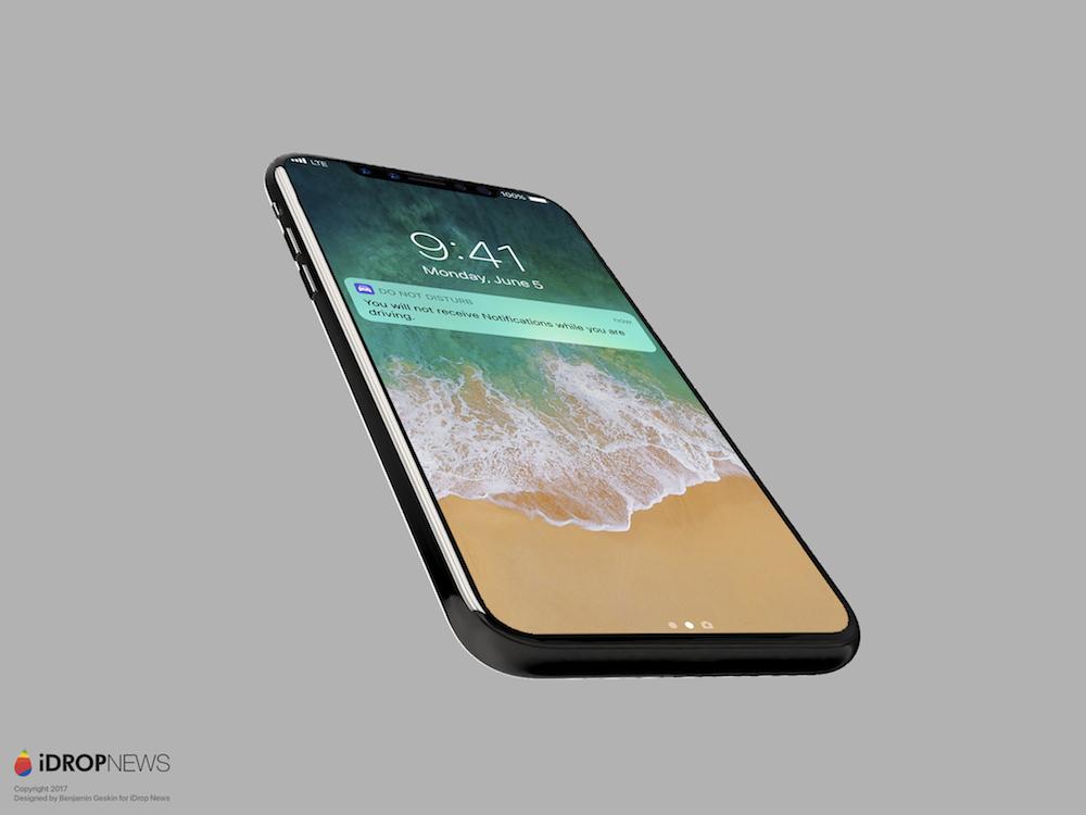 Ni en forma de botón, ni bajo el display: iPhone 8 no tendría Touch ID