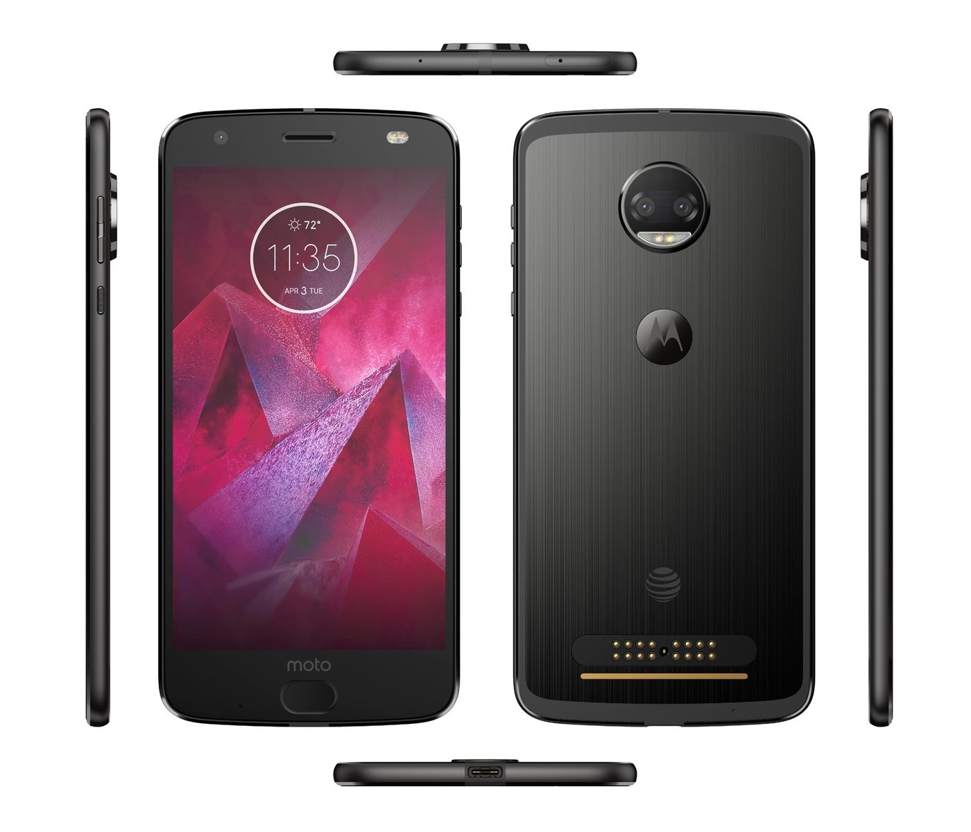 Especificaciones y fecha oficial de anuncio del Motorola Moto Z2 Force