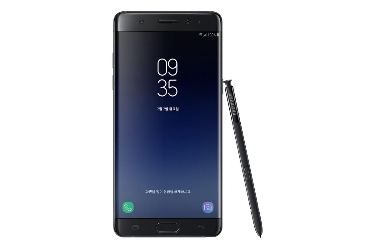 El Samsung Galaxy Note FE podría salir a pasear fuera de Corea del Sur