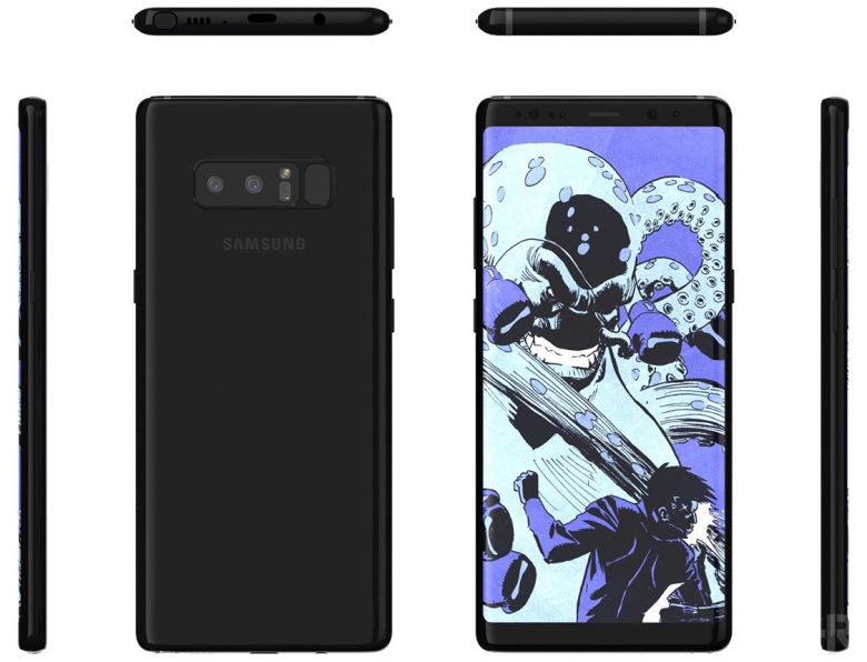 Rumores hablan de Force Touch siendo el 3D Touch para el Galaxy Note 8