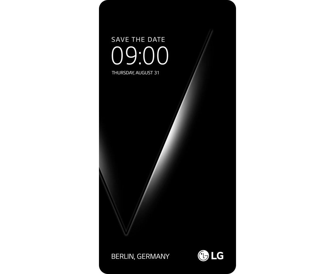 Video 3D, invitación a IFA y posible anuncio oficial del LG V30