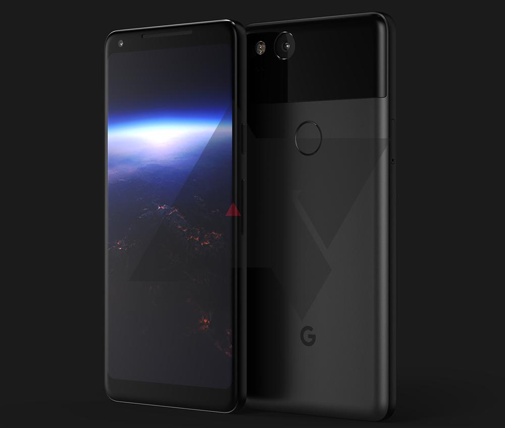 Google Pixel XL (2017) se filtra en foto y detalles