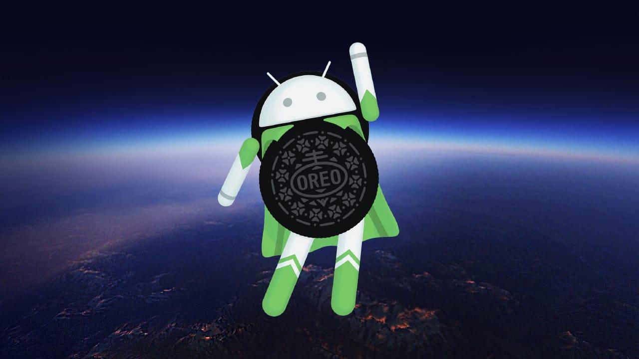 Android Oreo 8 0 Look: Android 8.0 Oreo Es El Nombre De La Nueva Versión De Android