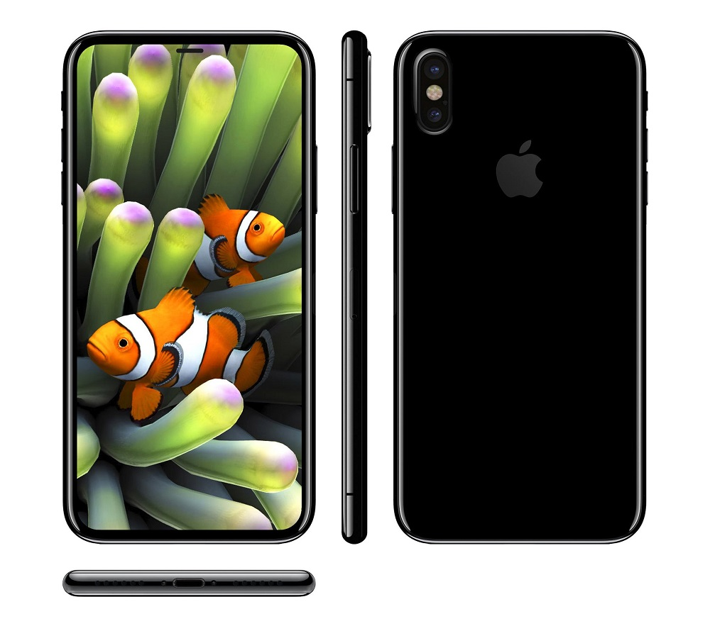 Video en vivo filtrado confirma la ya rumoreada apariencia del iPhone 8