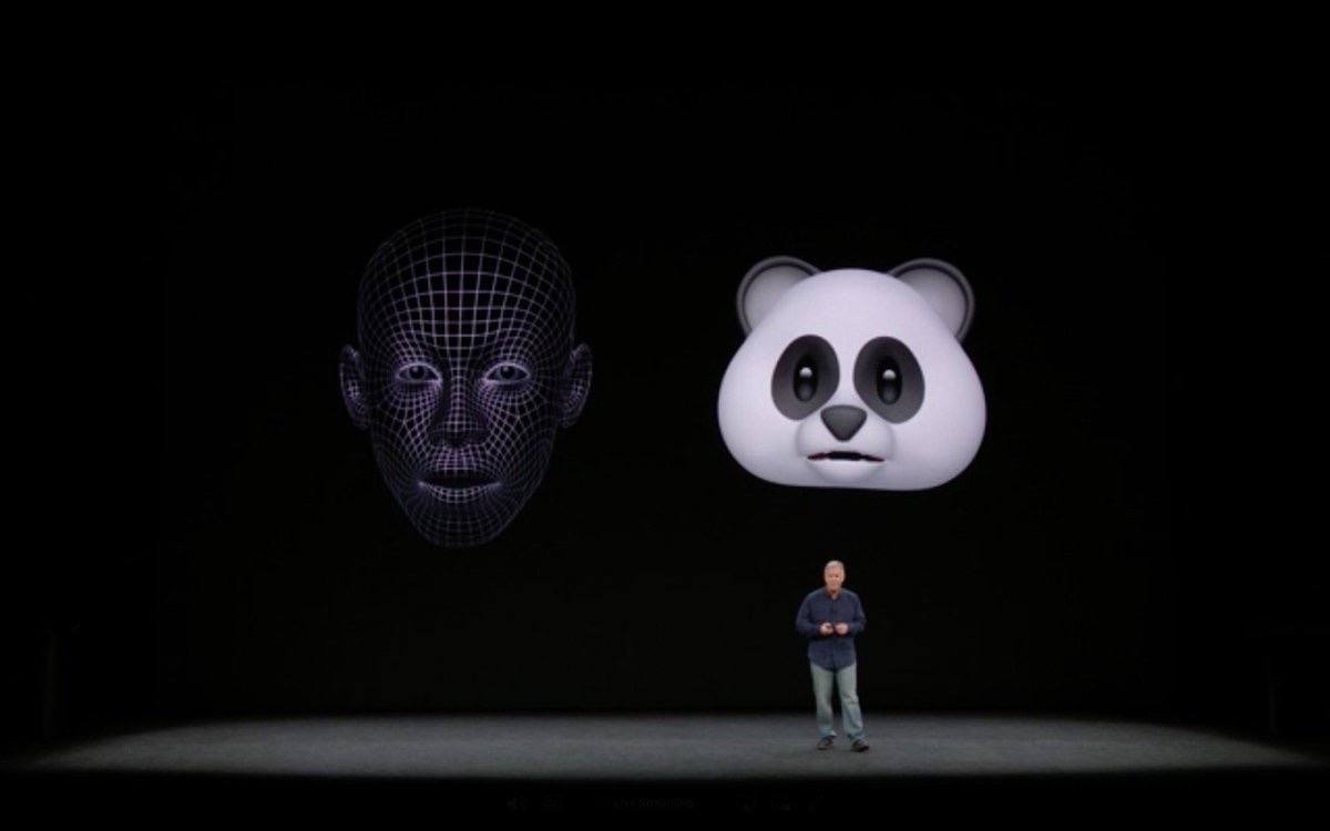 Apple anuncia Animoji, emojis animados para iOS 11
