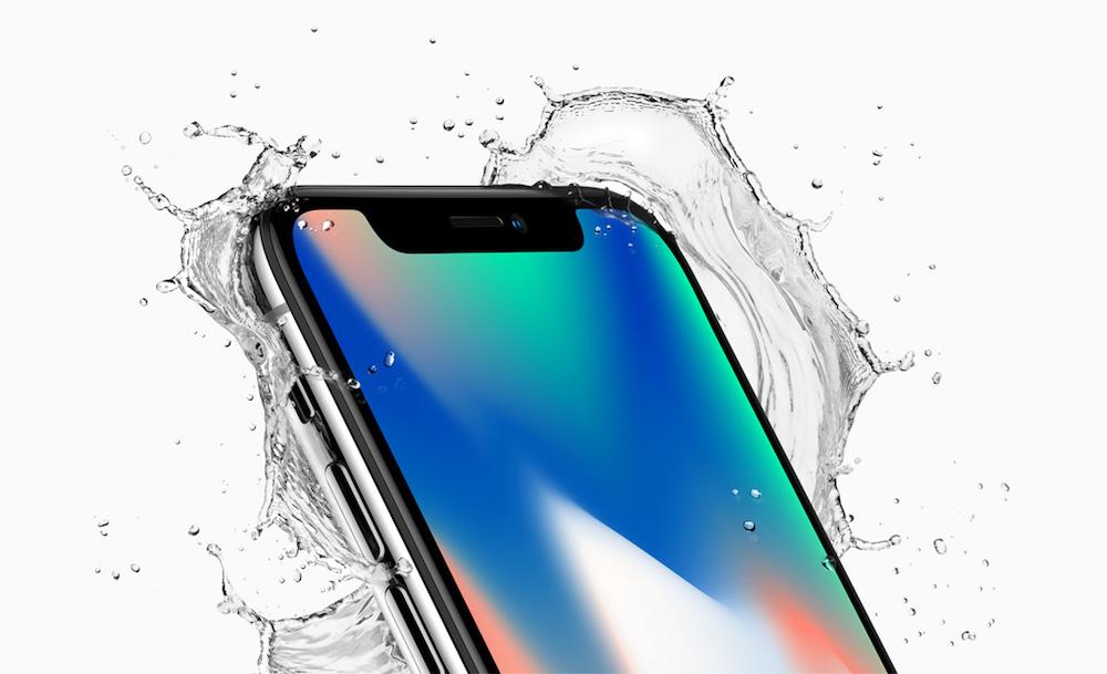 iPhone X: principal benefactor de Samsung de cara al 2018