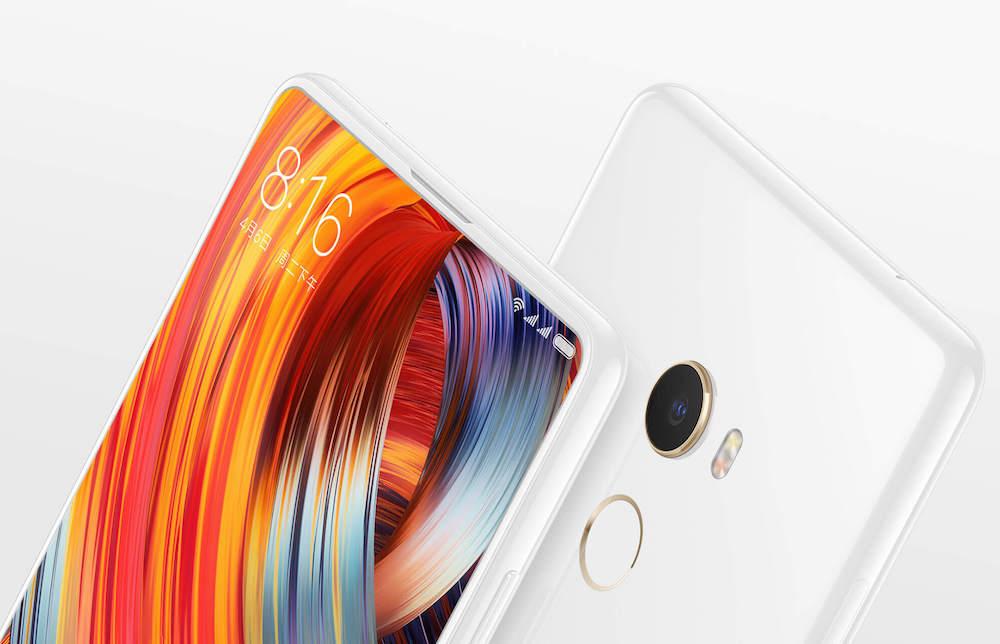 Xiaomi Mi Mix 2 es una realidad y tiene algunas características inferiores a su antecesor