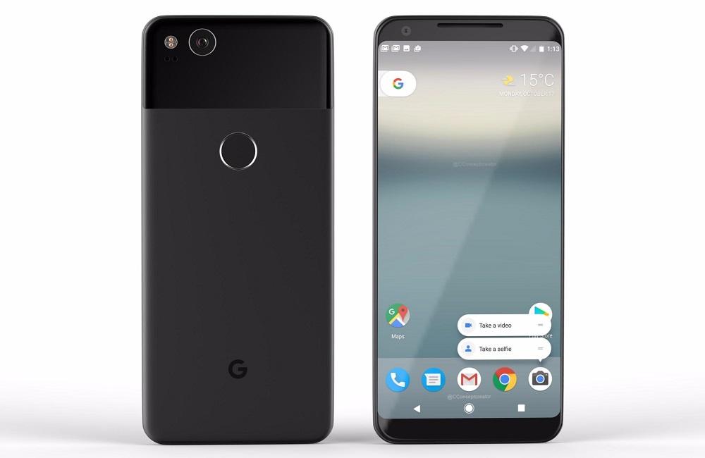El Google Pixel 2 XL tiene problemas para reconocer el tacto en uno de sus bordes