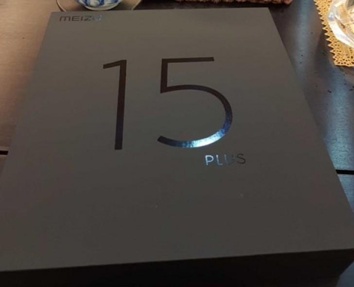 Primeras fotografías filtradas del Meizu M15 Plus, el próximo flagship de Meizu