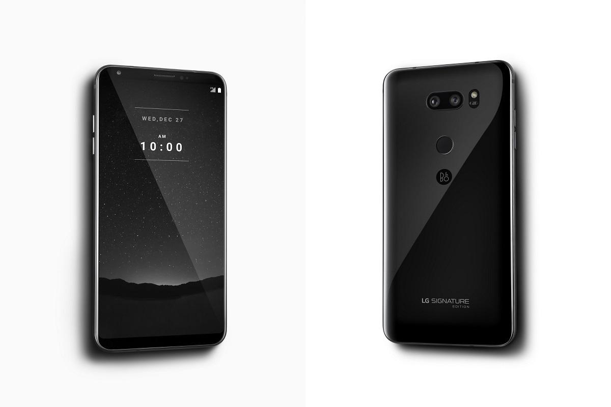 Corea del Sur tiene lo mejor de LG: su nuevo LG Signature Edition