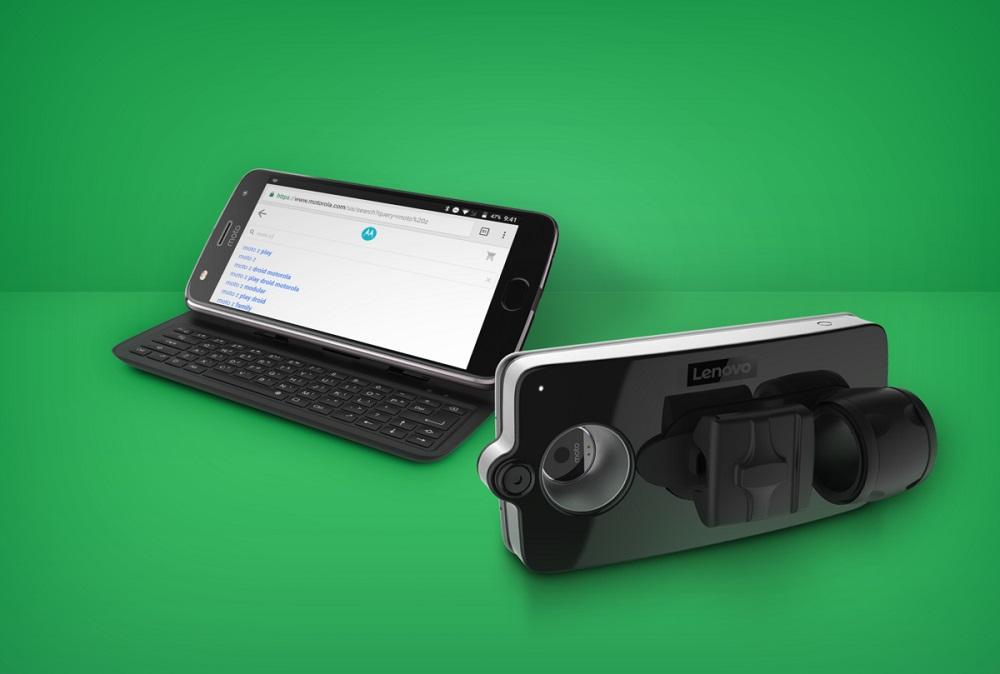 Lenovo y Motorola lanzan dos nuevos Moto Mods para este 2018: Lenovo Vital y Livermorium Slider Keyboard