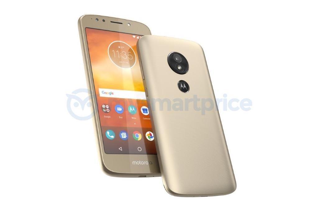 Motorola Moto E5 se filtra en imagen y llegaría el 3 de abril
