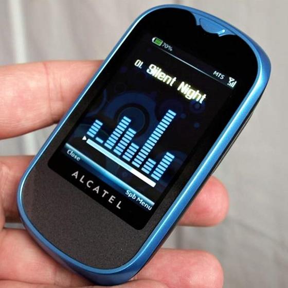 Alcatel ot 707 y ot 800 touchscreen y qwerty para alcatel for Smartphone piccole dimensioni