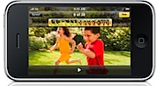 funcion de video en el Apple iPhone 3GS y el incremento de videos en YouTube