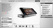 Motorola Backflip oficial