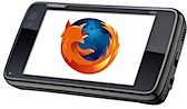 Firefox para Nokia N900 maemo