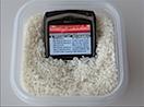 secar el celular con arroz