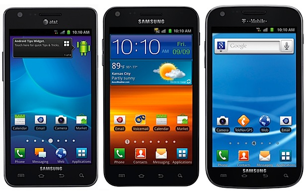 samsung galaxy s2 epic 4g touch wallpapers