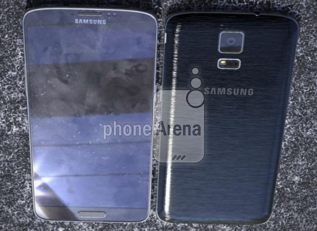 Samsung Galaxy F filtrado nuevamente en fotos y detalles