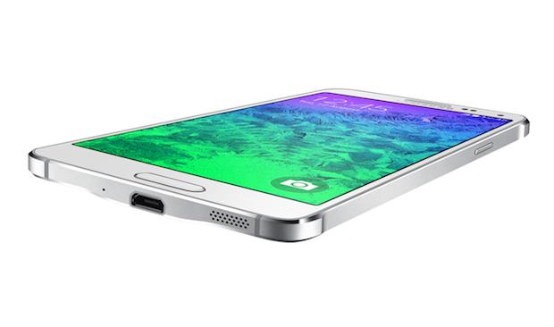 El Galaxy Alpha iniciaría la era del metal en Samsung según reporte