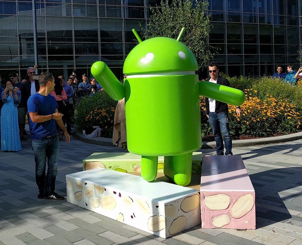Se incrementan los usuarios de Android 7.0 Nougat y de Android 8.0 Oreo