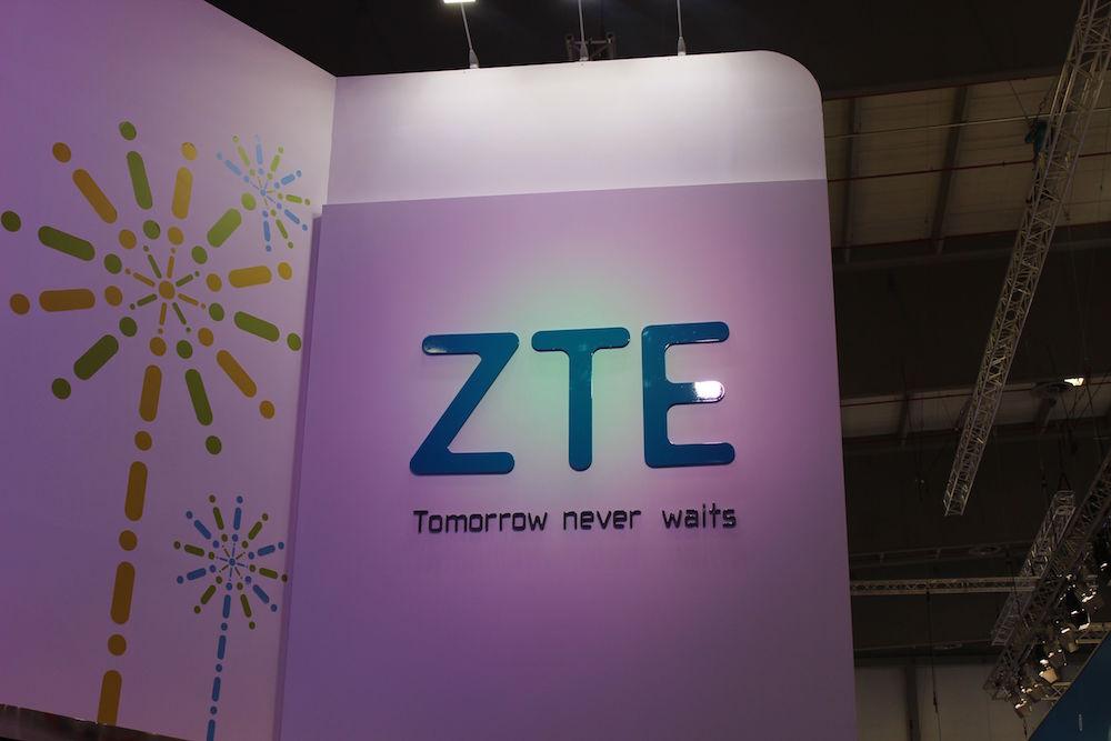 ZTE en números rojos: suspende todas sus actividades comerciales y productivas